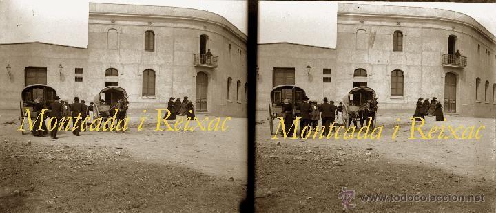 Montcada I Reixac 1910 S Negatiu De Vidre Fotografia Fotos