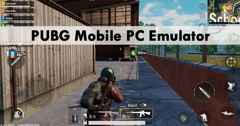 Looking for the best PUBG Emulator? Here we have shared 8