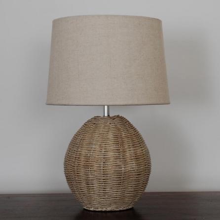 Ali Rattan Table Lamp Dunelm M S D W A Y N E L I V I