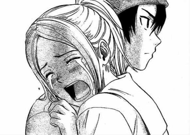Anime Bullying Manga Crying / Mangá Chorando Manga e