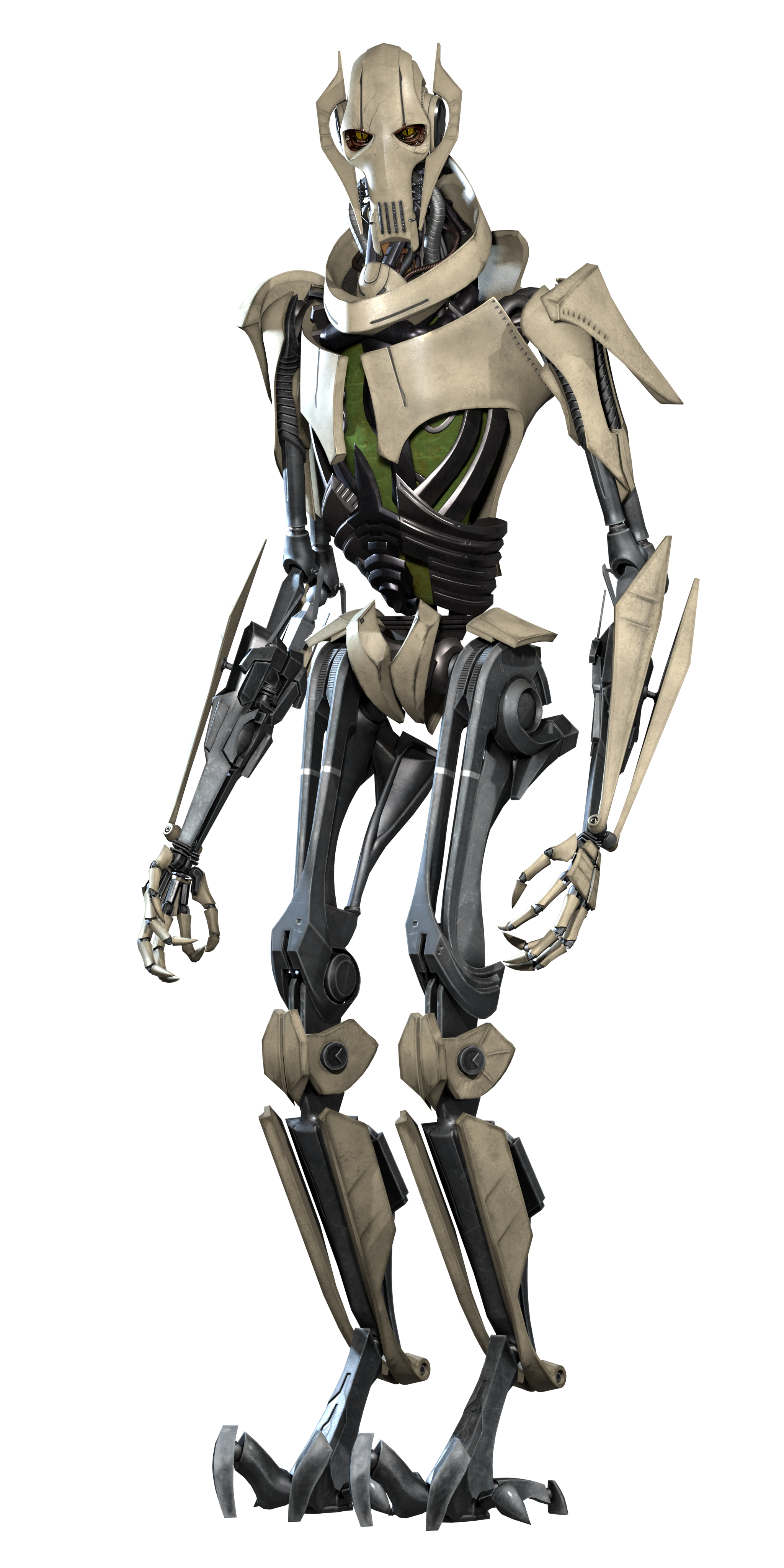 Screen Accurate General Grievous At Star Wars Battlefront Ii 2017 Nexus Mods And Community Star Wars Villains Star Wars Images Star Wars Pictures