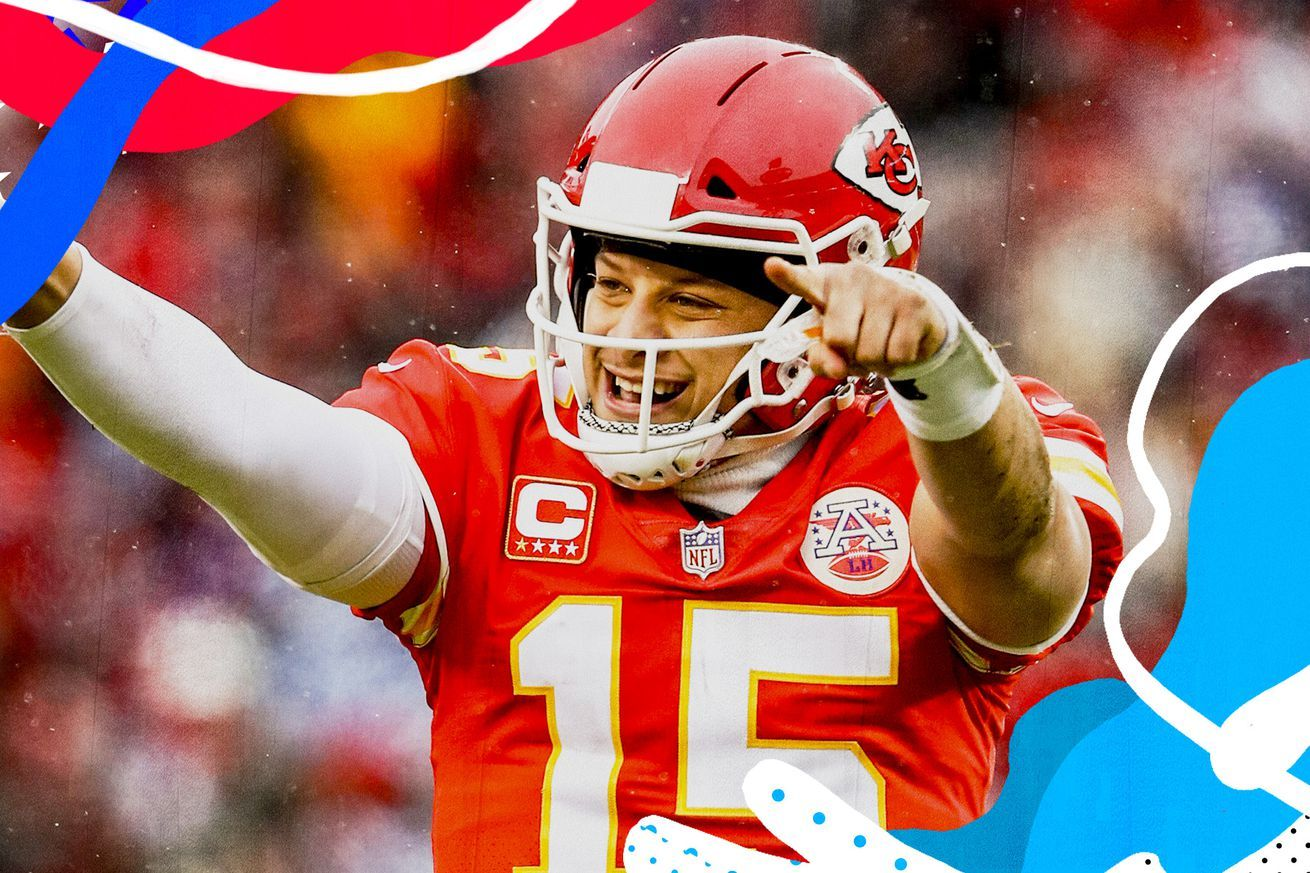 Patrick Mahomes Is Just Getting Started All Sports Games And Sports Hd Streaming Channels With No Blackouts Nfl N Nfl Playoffs Nfl Season Afc Championship
