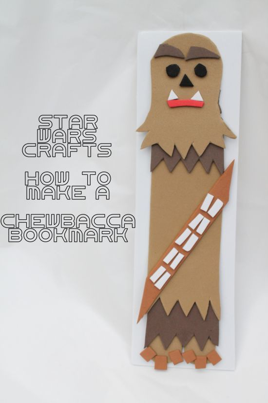 how to make easy bookmarks for kids