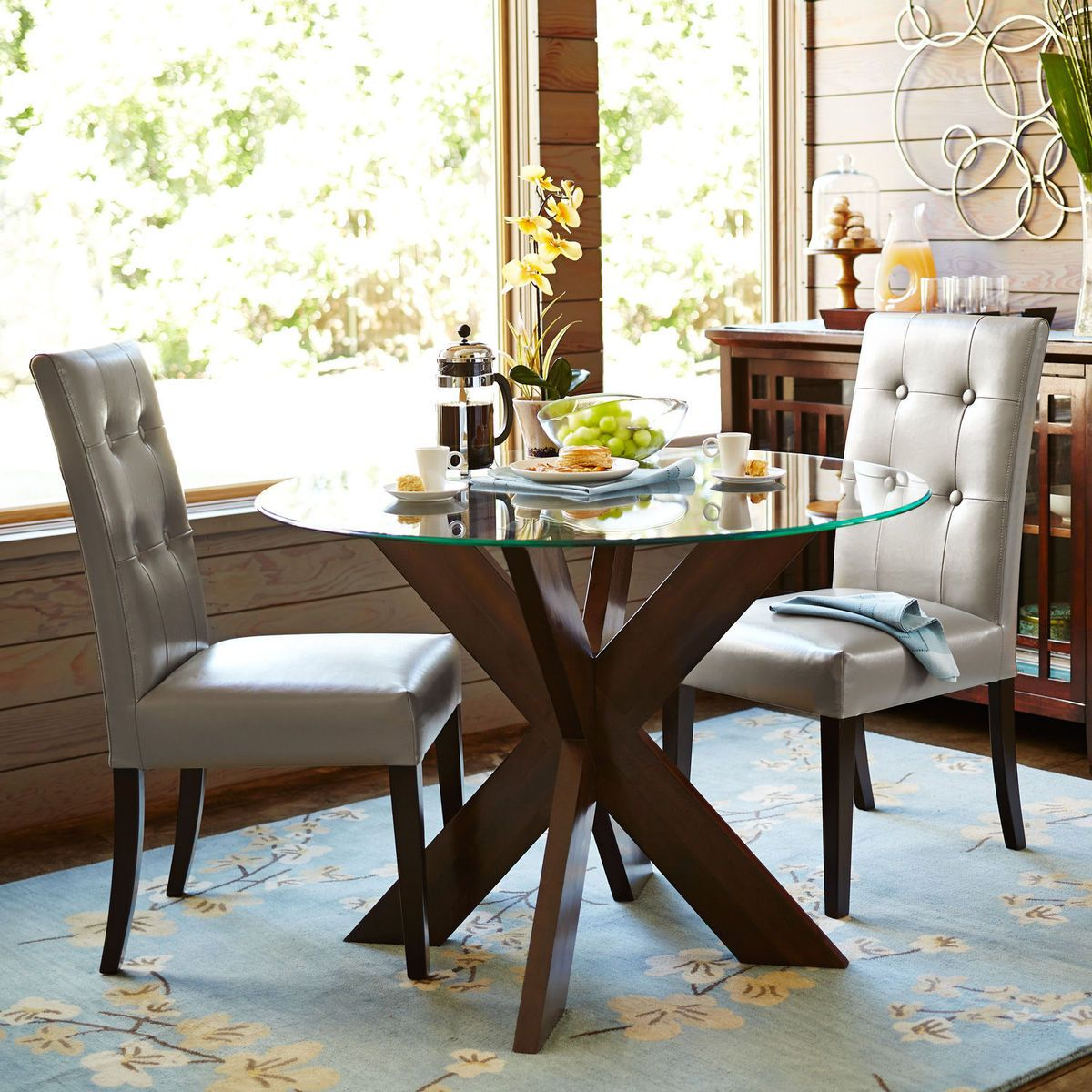 Superior Round Glass Table Top | Pier 1 Imports
