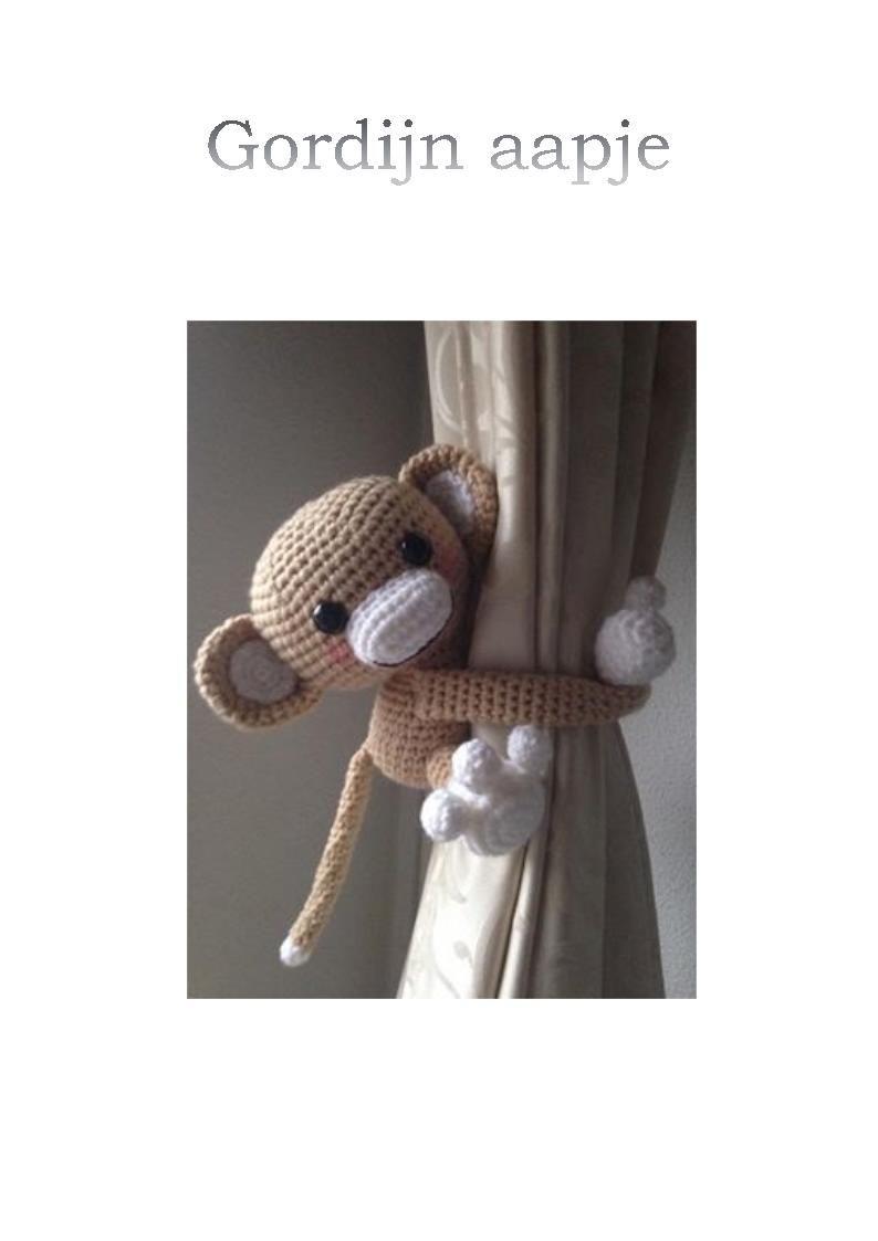 Patroon Gehaakte Aapdocx Crochet Pinterest Crochet Amigurumi
