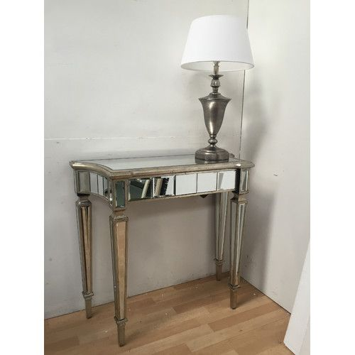 Found it at Wayfair.co.uk - Vintage Mirrored Console Table