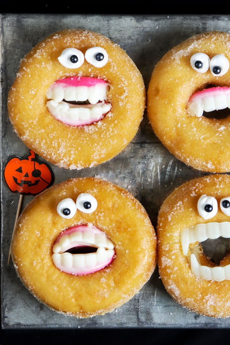 roliga halloween recept