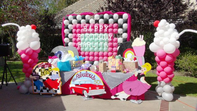 Let Us Plan Your Carnival Birthday Party Or Event