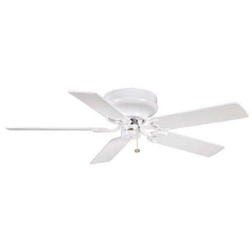 Are You Looking For Casablanca 82u11d Four Seasons Iii Hugger 52 Inch Ceiling Fan Snow White Finish With Reversible Snow White Bleached Oak Blades From Casabl