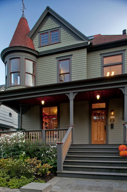 choosing exterior paint colors - Exterior Paint Colors Combinations Green