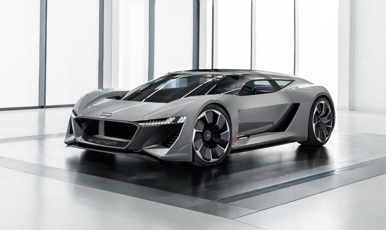 Audi Pb18 E Tron Future S Supercar Auto Design Audi E Tron E Tron Audi