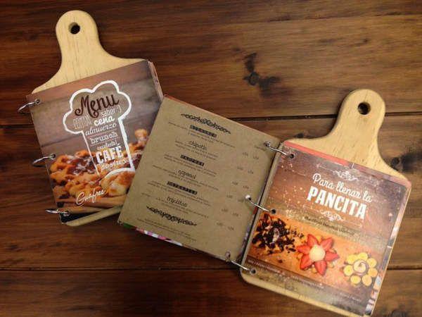 Ejemplos De Diseno De Menus Para Restaurantes Y Cafes Essen Menu Design Speisekarte Restaurant Food Design