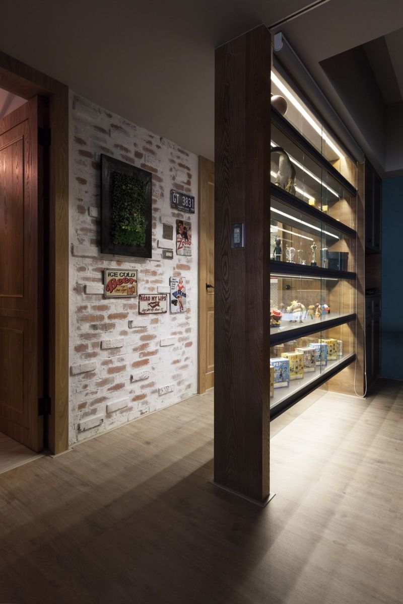 Glazen Wand Vitrinekast.Glazen Kast Als Scheidingswand Achterhuis In 2019 Huis Interieur