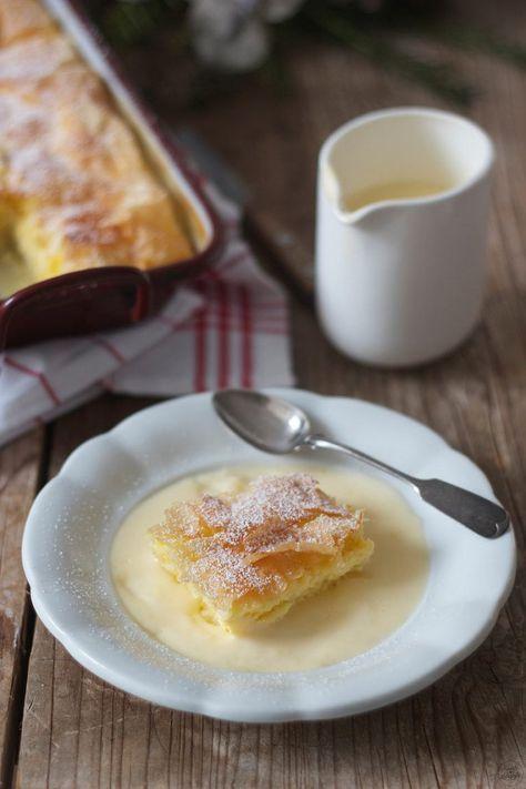 Photo of Wiener Milk Cream Strudel – Recipe – Sweets & Lifestyle®