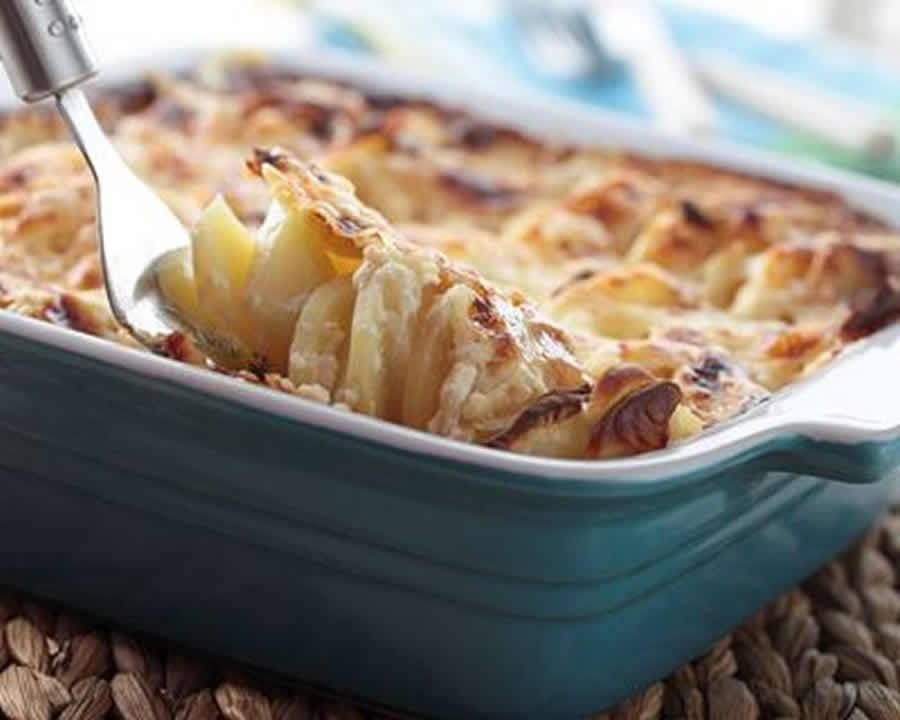 Gratin dauphinois au thermomix » Recette Thermomix