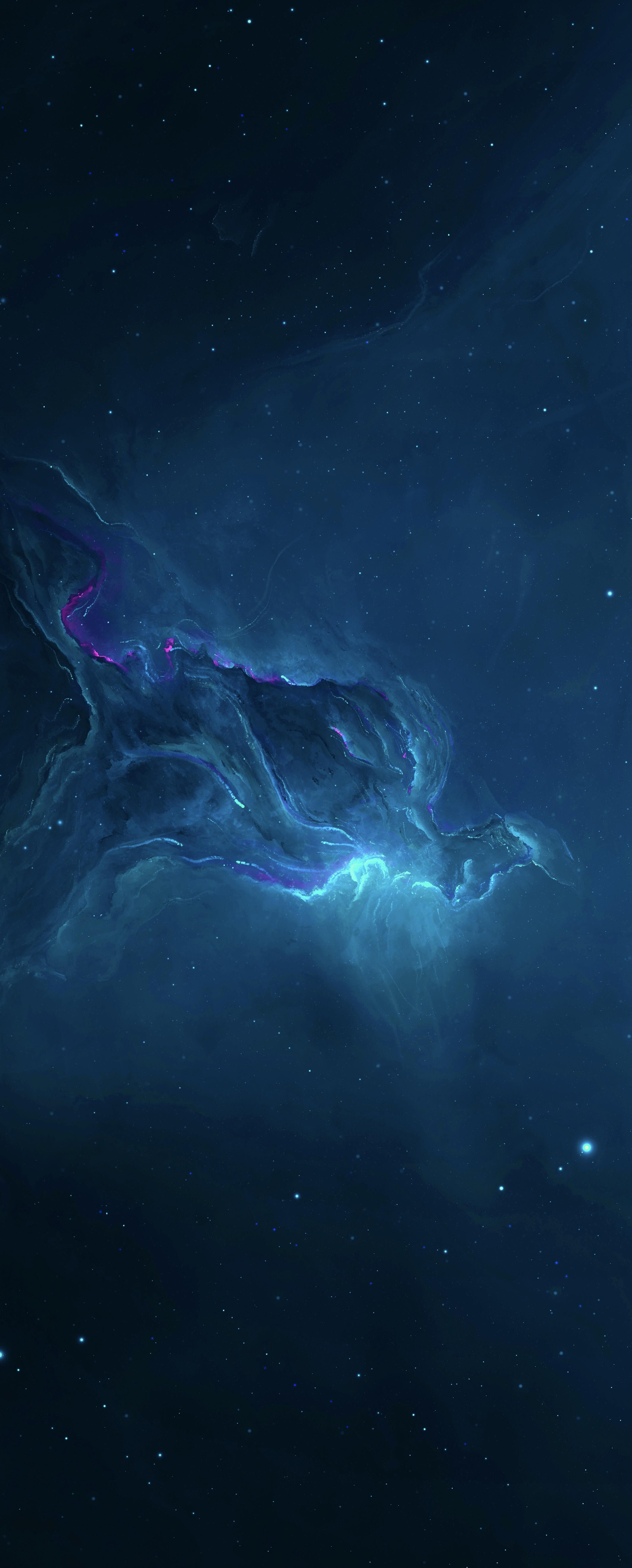 blue space   beautiful wallpaper   pinterest   art, space and blue space