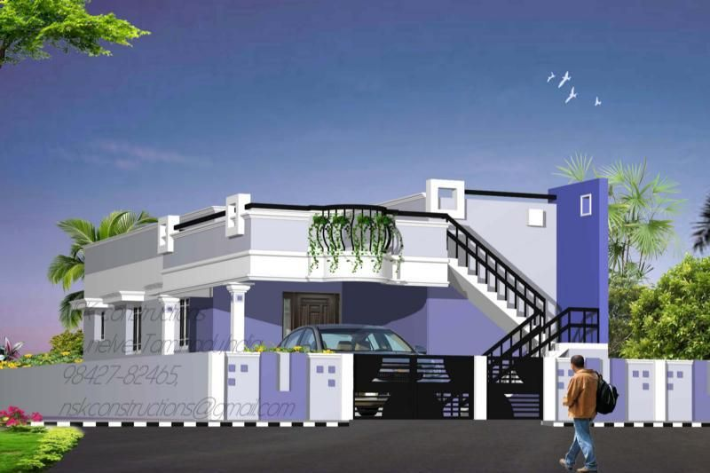 Beautiful house Elevation | Building Projects | Pinterest | House ...