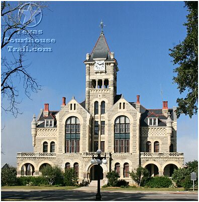 Victoria County Courthouse, Victoria, Texas