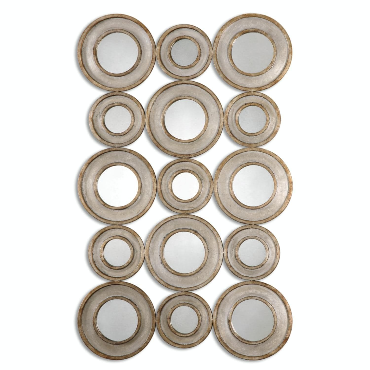 Circle Metal Wall Art