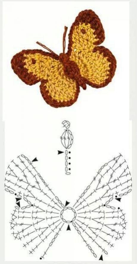 Mariposas de colores | mariposas | Pinterest | Mariposas de colores ...