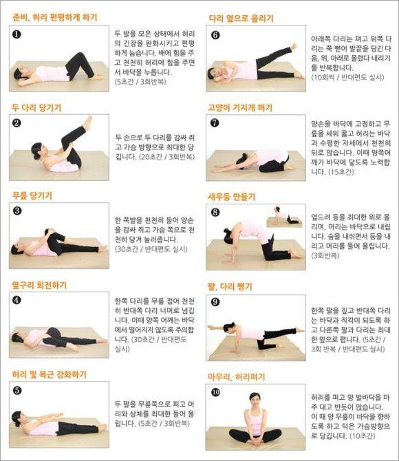 Top 3 Dynamic Lumbar Stabilization Exercises
