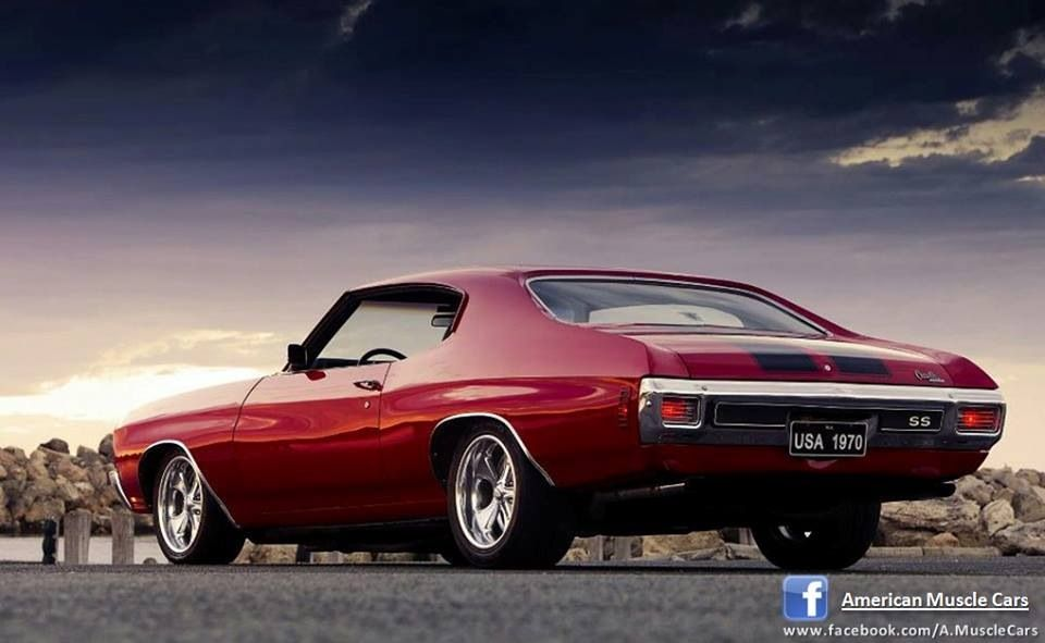 Pin En Id Rather Be Driving A Chevelle
