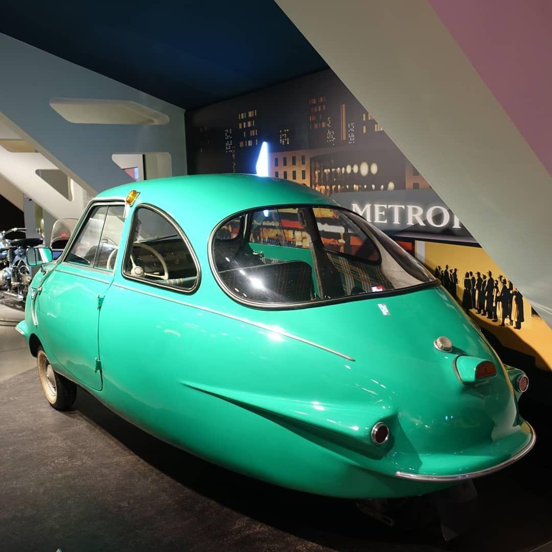 Happy Easter!🥚🐇 Fuldamobil S-7 (1957-1969) at the @ps.speicher in Einbeck. [Ad/Werbung tagging unpaid/unbezahlt]  #FuldamobilS1 #Fuldamobil #Kleinstwagen #bubblecar #microcar #microcars #rarecar #crazycar #quirkycar #weirdcar #smallcar #carspotter #classiccarspotting #vintagecarspotting #teilixfuldamobil #vintagecar #vintagecars #oldtimer #classiccar #classiccars #classiccaroftheday #CarPhotography #petrolicious #automotivephotography #happyeaster #froheostern #carmuseum #PSSpeicher #asundayca