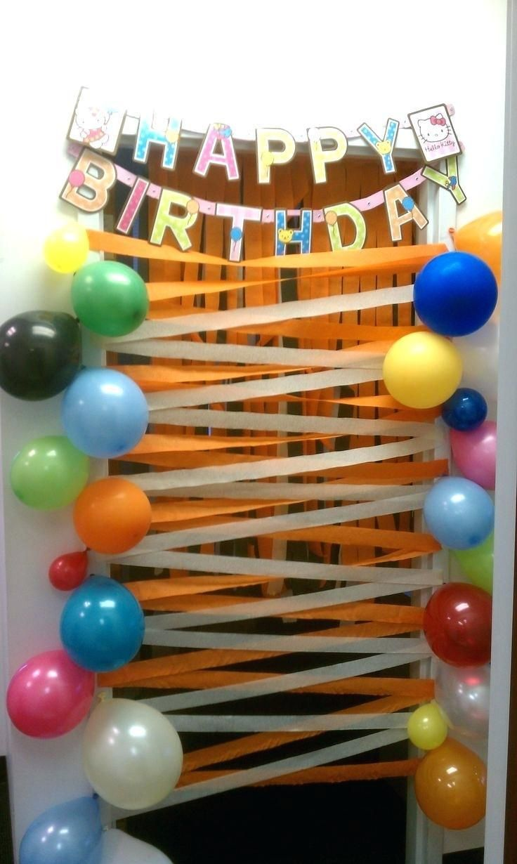 Office Birthday Decorations Cute Birthday Cake For Boss