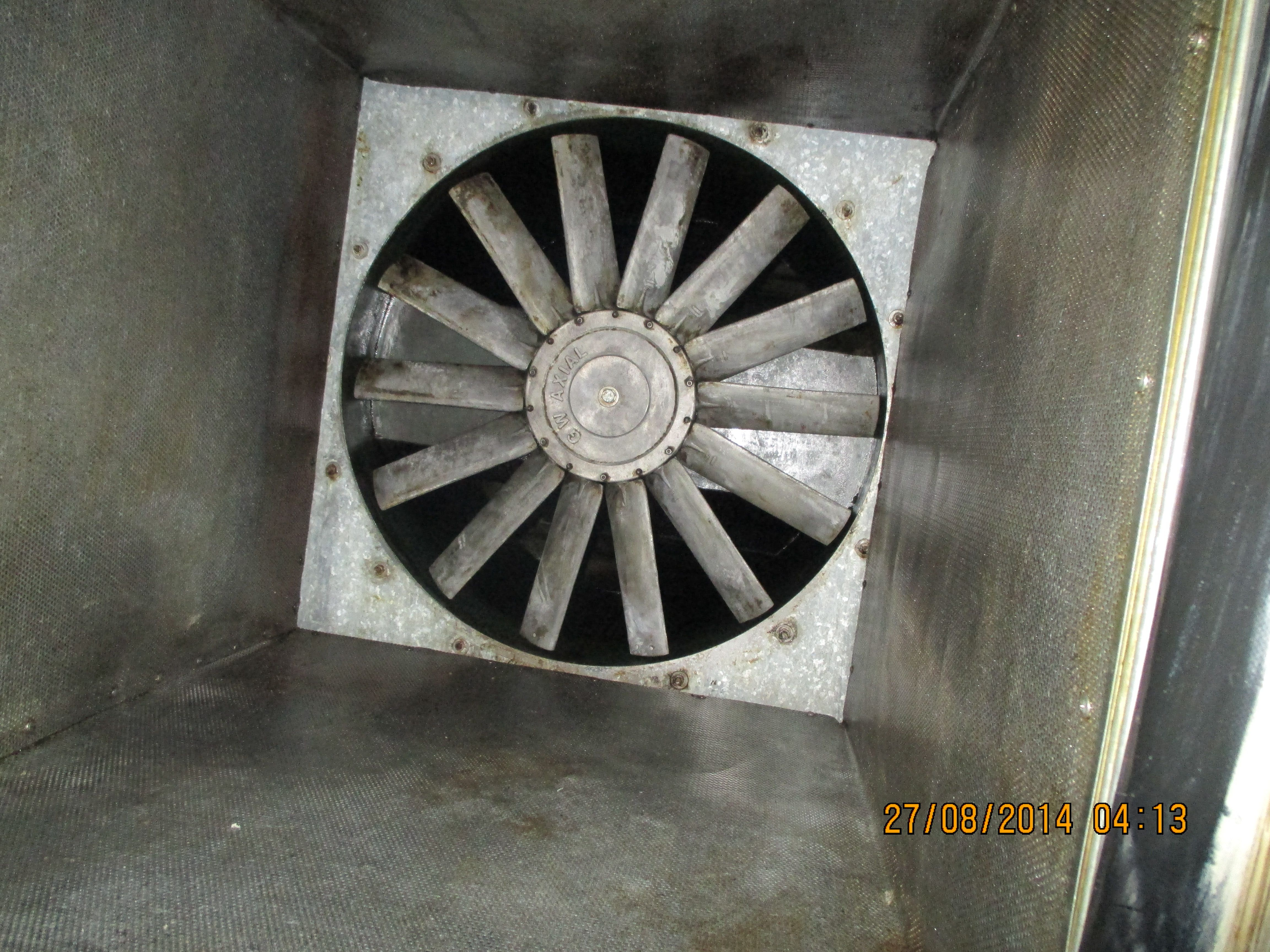 We are one of the best Kitchen Exhaust Fan Cleaning Service Provider ...
