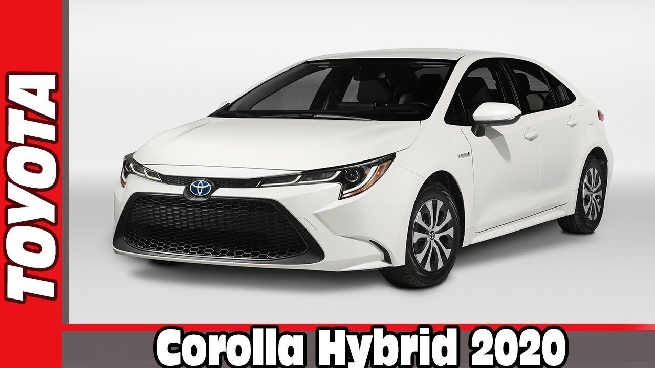2020 Toyota Corolla Hybrid Auto World Ru Tojota Korolla