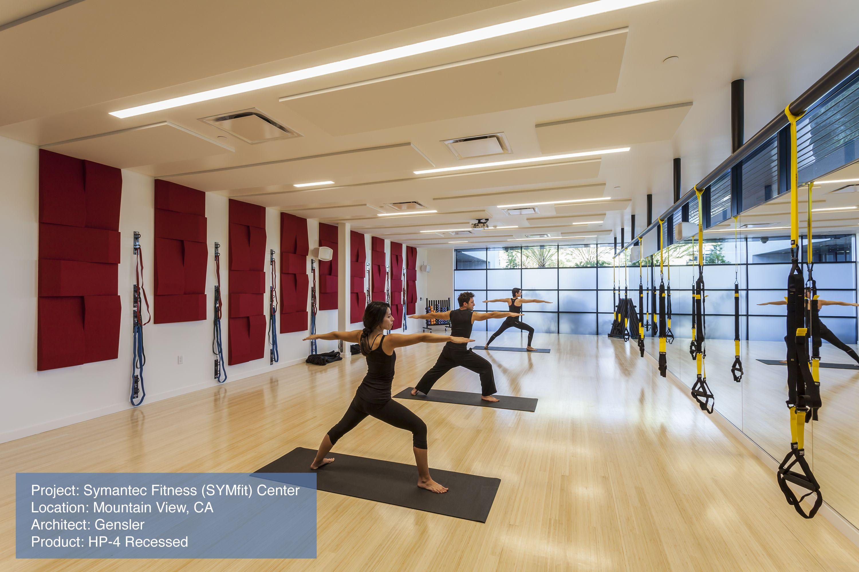 Designed By Faulkner Design Group Fitnesscenter Gym
