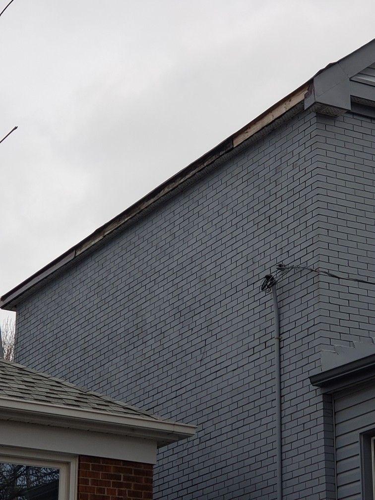 Eavestrough Repairs By Torontoroofrepairs Ca In 2020 Roof Repair Roof Problems Roofing