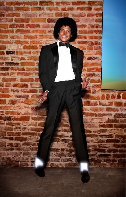 Josh Freeman Re Creates Michael Jackson S With Images Michael