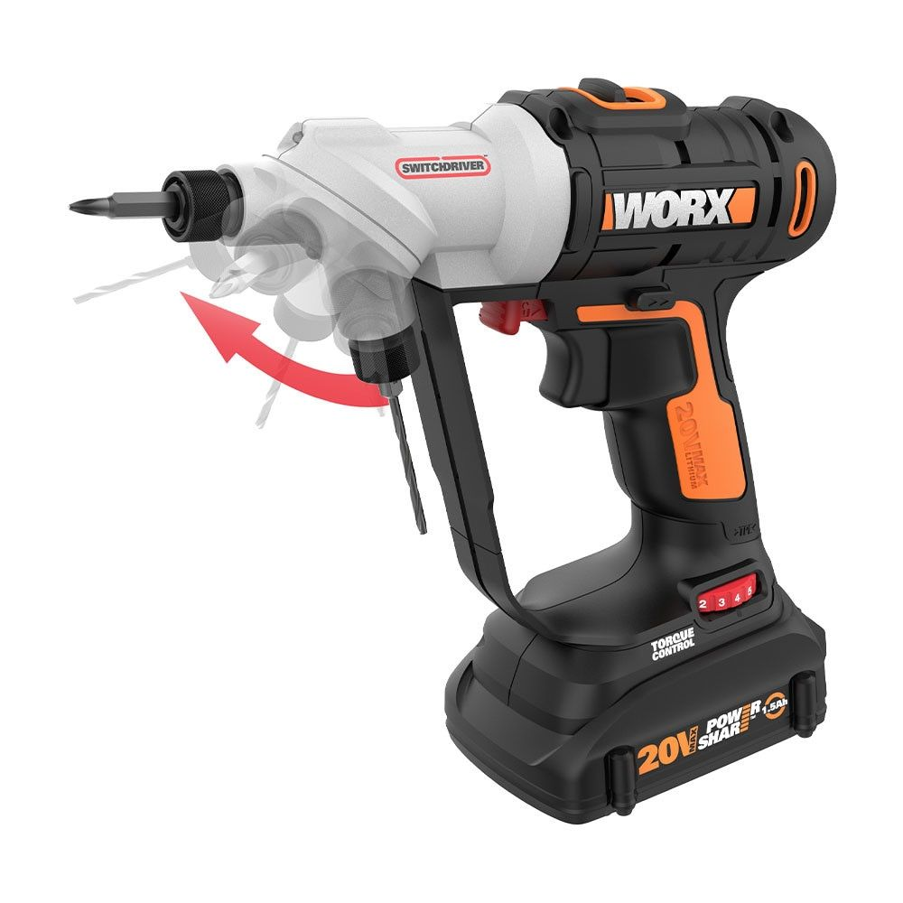 20v Power Share Switchdriver 2 In 1 Cordless Drill Driver Cordless Drill Drill Driver Drill
