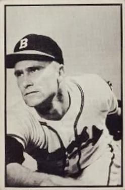 The Trading Card Database - 1953 Bowman Black & White #51 Lew Burdette |  Bowman, Black and white, Burdette