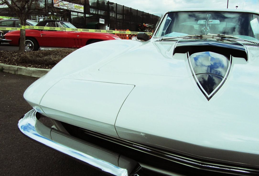 Hmmm, which one......which one.....the 427 car or the rag top. Tough ...