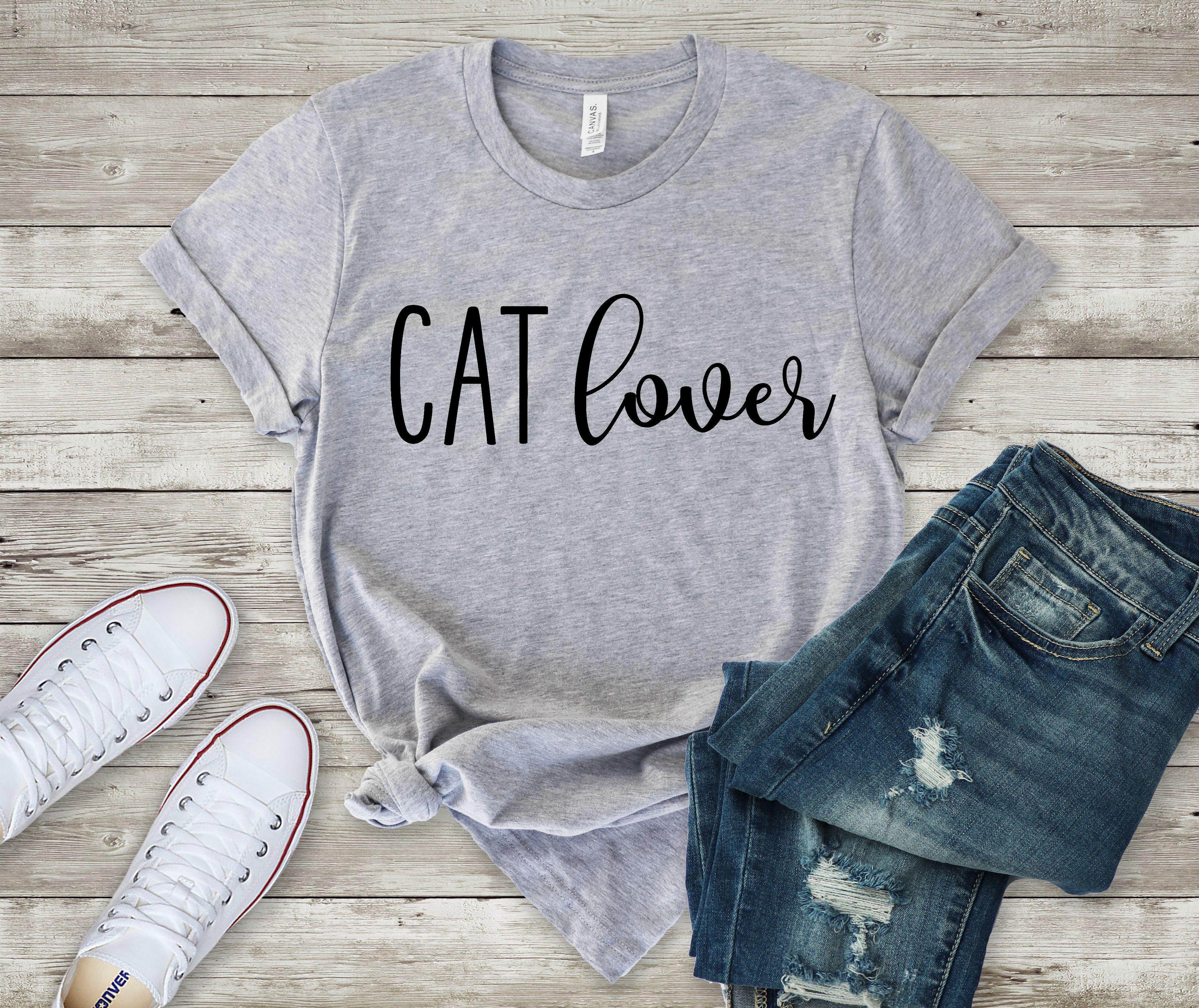 Cat Lover Digital Cut File, SVG, PNG, JPG