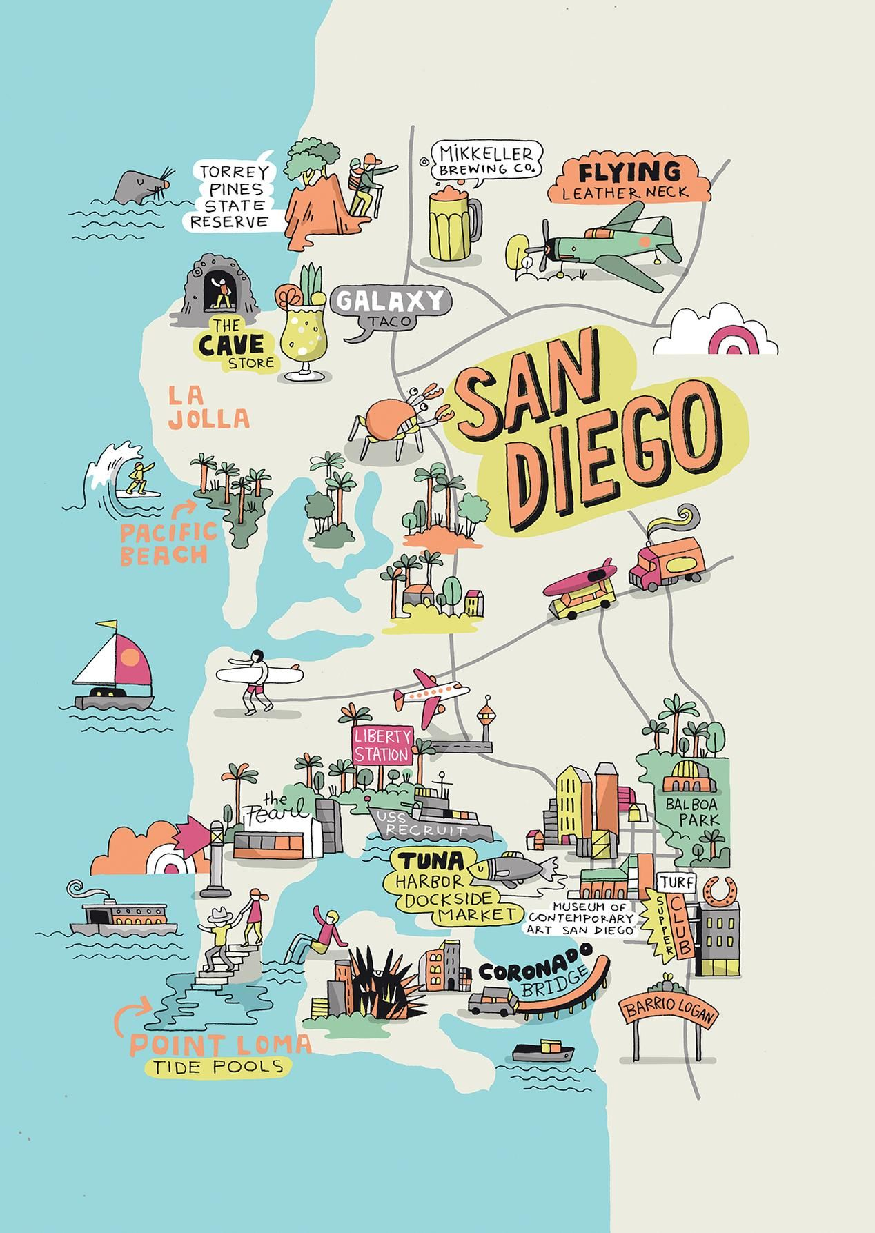 , A Long Weekend in San Diego: The Grown-Ups Guide, My Travels Blog 2020, My Travels Blog 2020