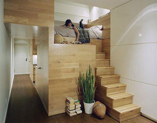 Kleine Woning Inrichting : Interieur kleine woning met effectieve indeling interieur