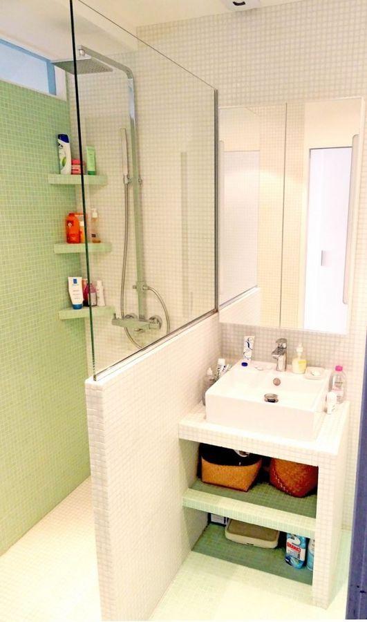 Baños Pequeños Modernos 2018 80 Fotos e Ideas de decoración | Cuarto ...