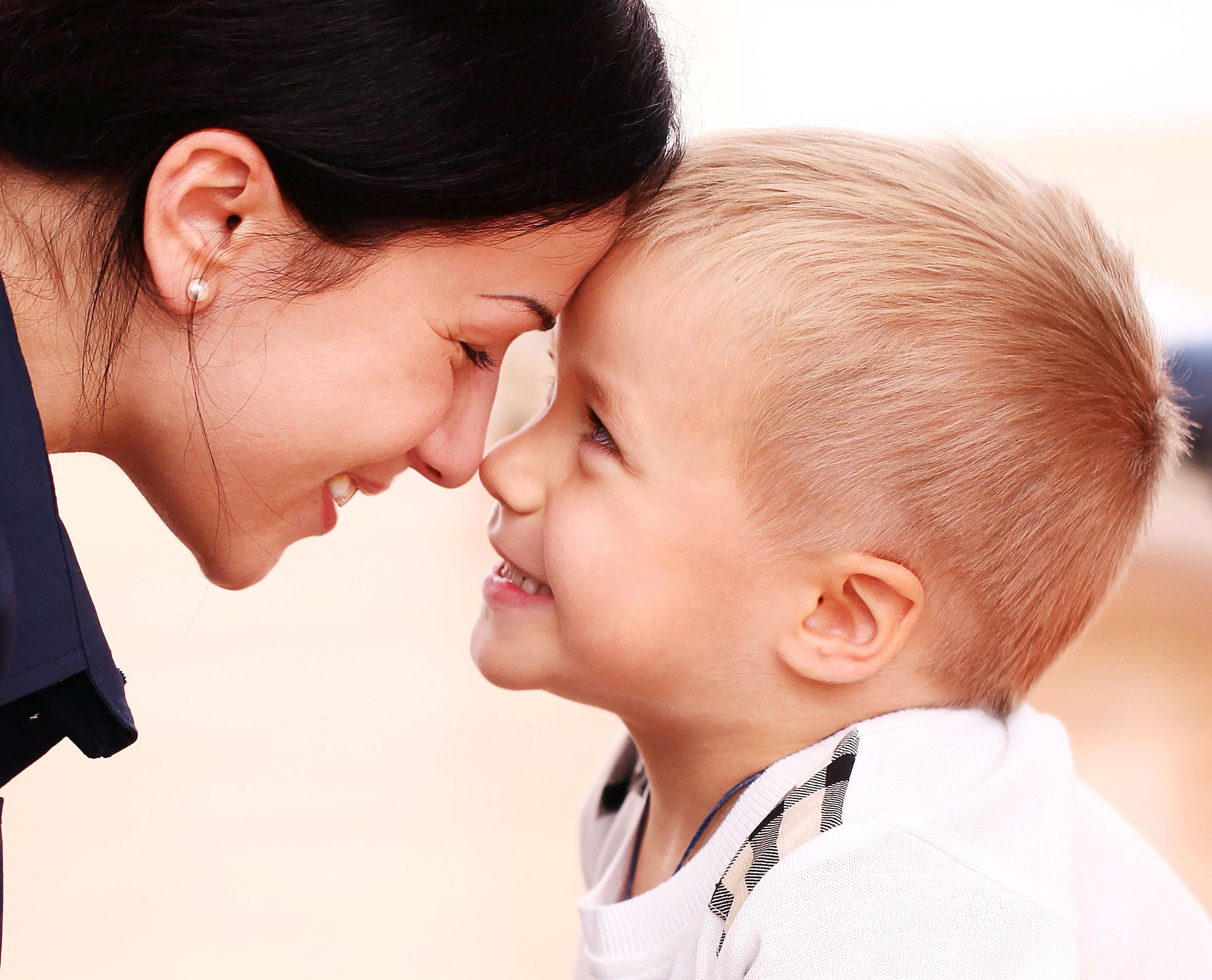 How It Feels to Love Another Mother's Child - Such a nice post from the heart of a nanny.