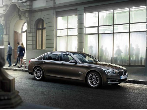 Bmw 7 Series High Security Now Available In India Bmw Bmw 7