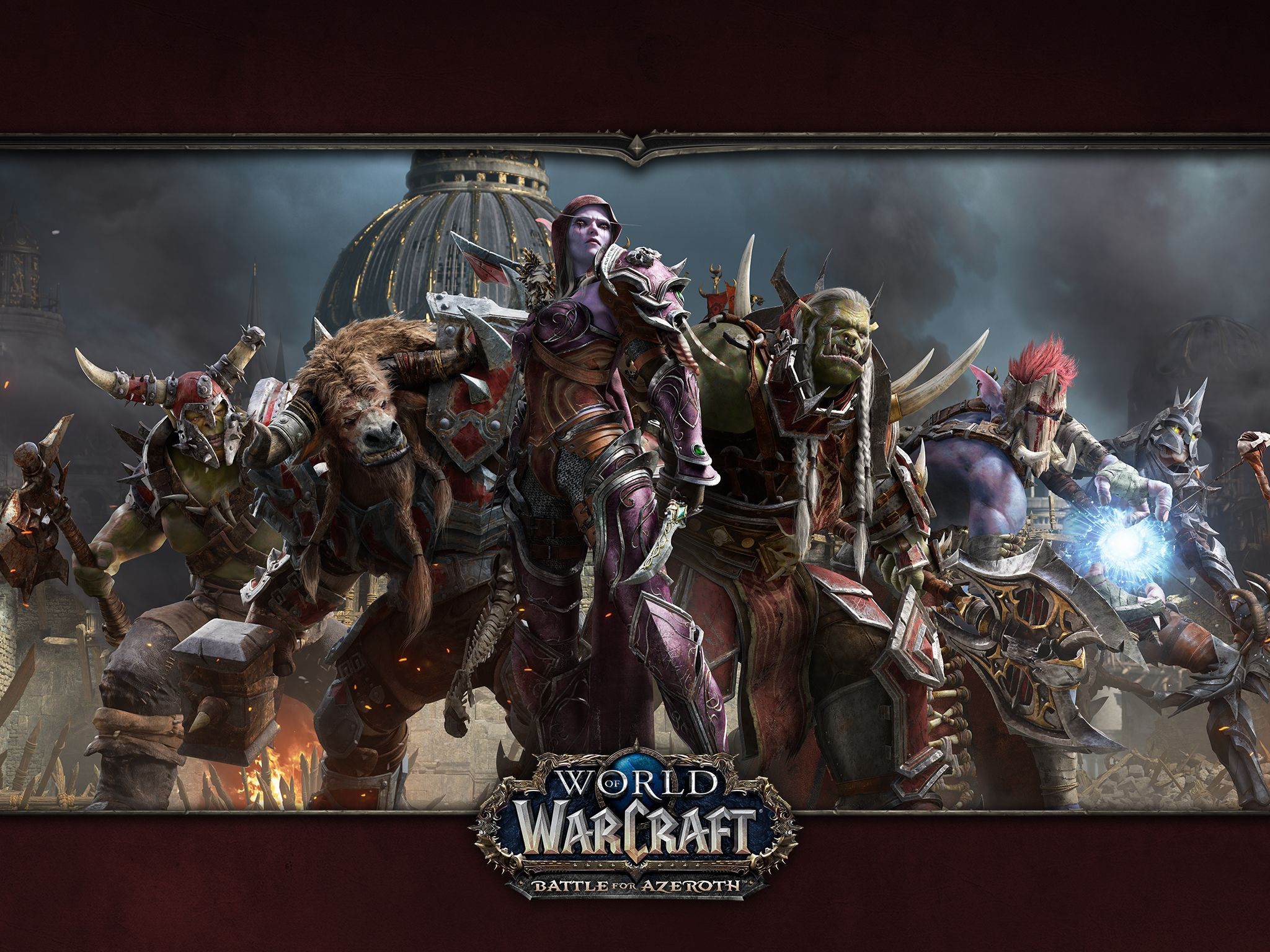 World of Warcraft Battle for Azeroth (With images