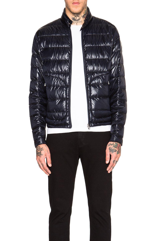 MONCLER Acorus Jacket. #moncler #cloth # | Jackets, Bomber