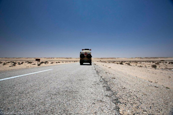 Mauritania. Our VW T3 Syncro. Pictures by 10fronterasfotofurgo