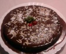 Receita Bolo de chocolate com pão ralado por Mónica Pacheco - Categoria da receita Bolos e Biscoitos