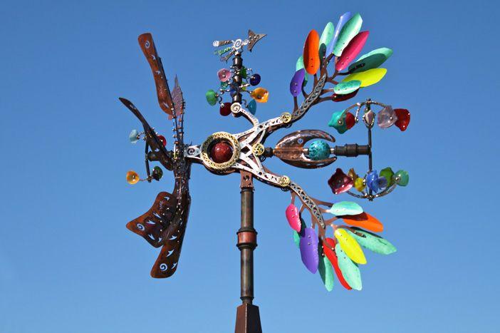Kinetic Wind Sculpture | Wind Sculptures