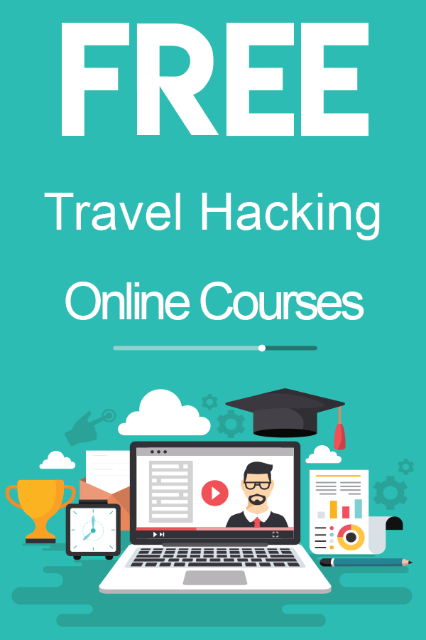 Get instant access to Free Travel Hacking courses through Udemy  We