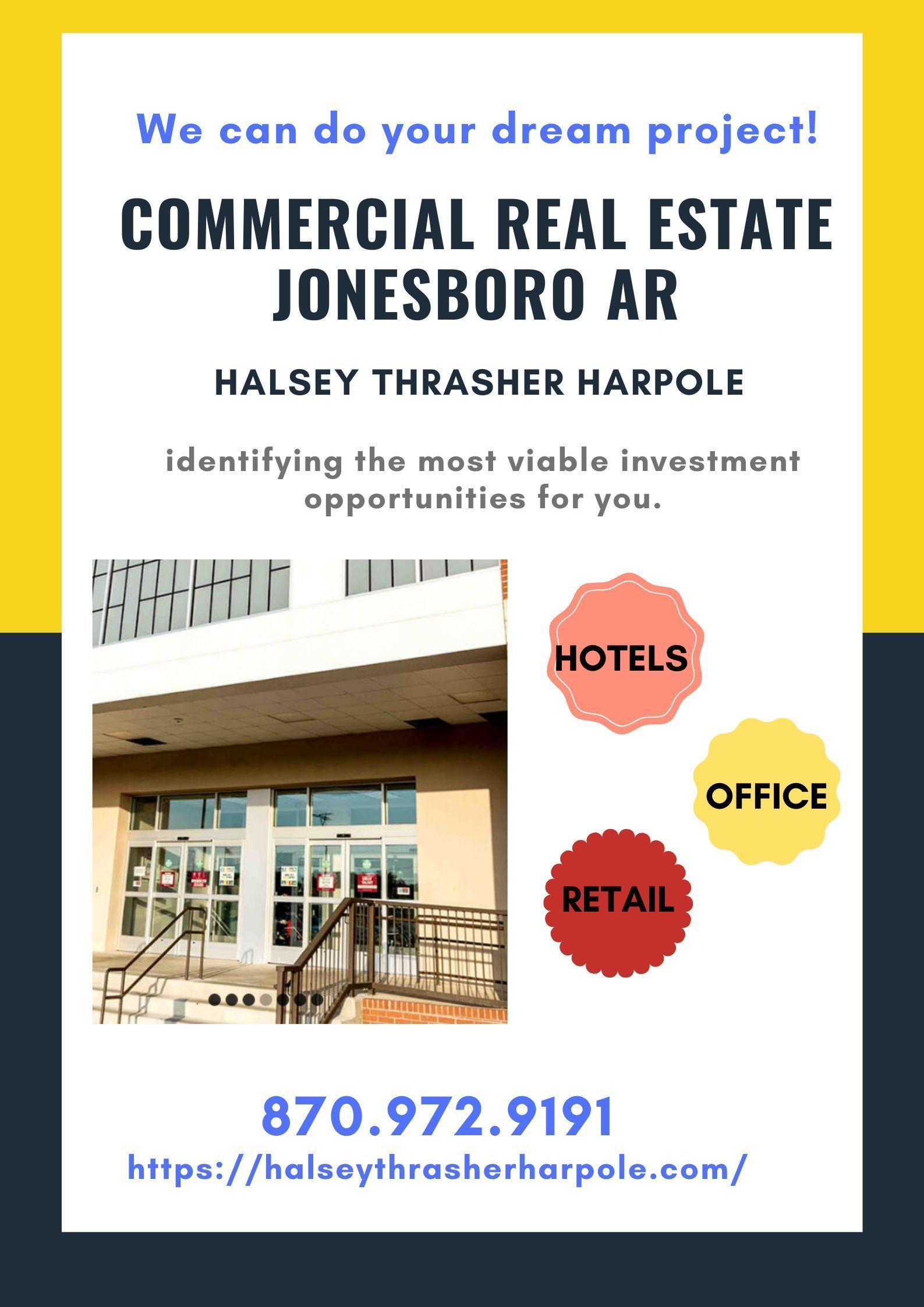 Commercial Real Estate Jonesboro Ar En 2020 Ciales