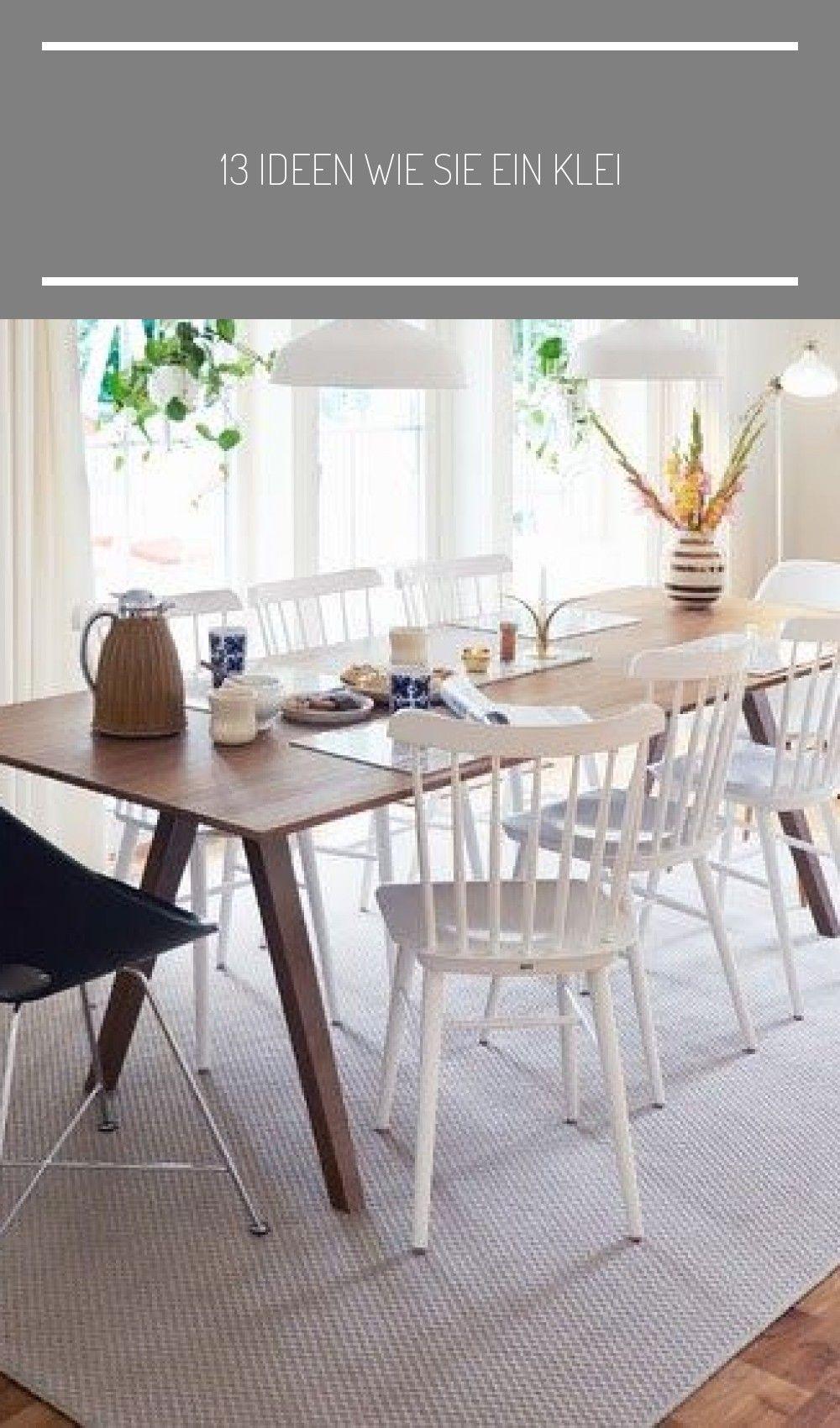 13 Ideen Wie Sie Ein Kleines Wohnzimmer Mit Essbereich ...